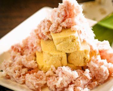 蟹ずくし 卵焼き<br /> 980円(税抜)