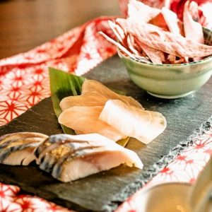 居酒屋「楽が気 新橋本店」の鮮魚料理